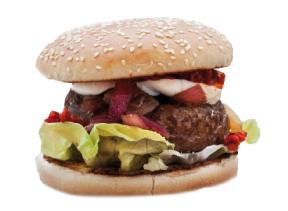 Calabrese burger - Mordi e fuggi Lesmo