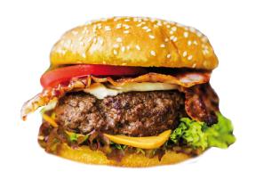 Piemontese hamburger - Mordi e fuggi Lesmo